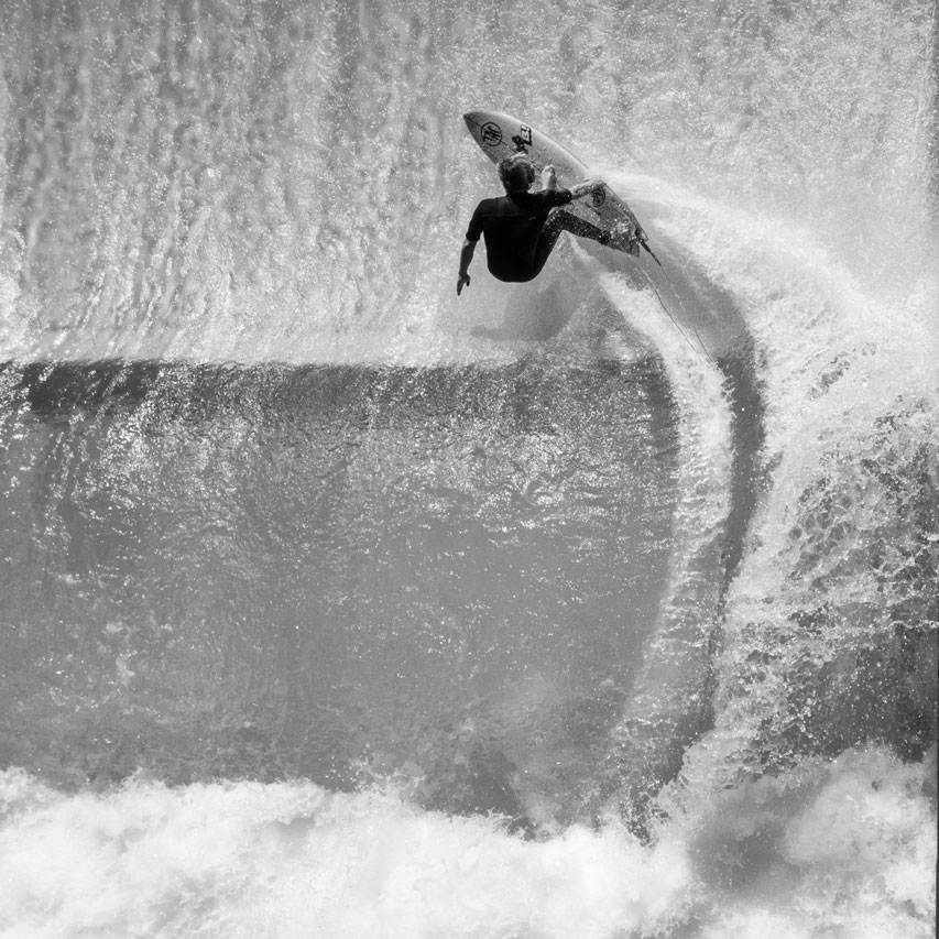 Austin Smith-Ford at Slide Waters in Chelan, WA