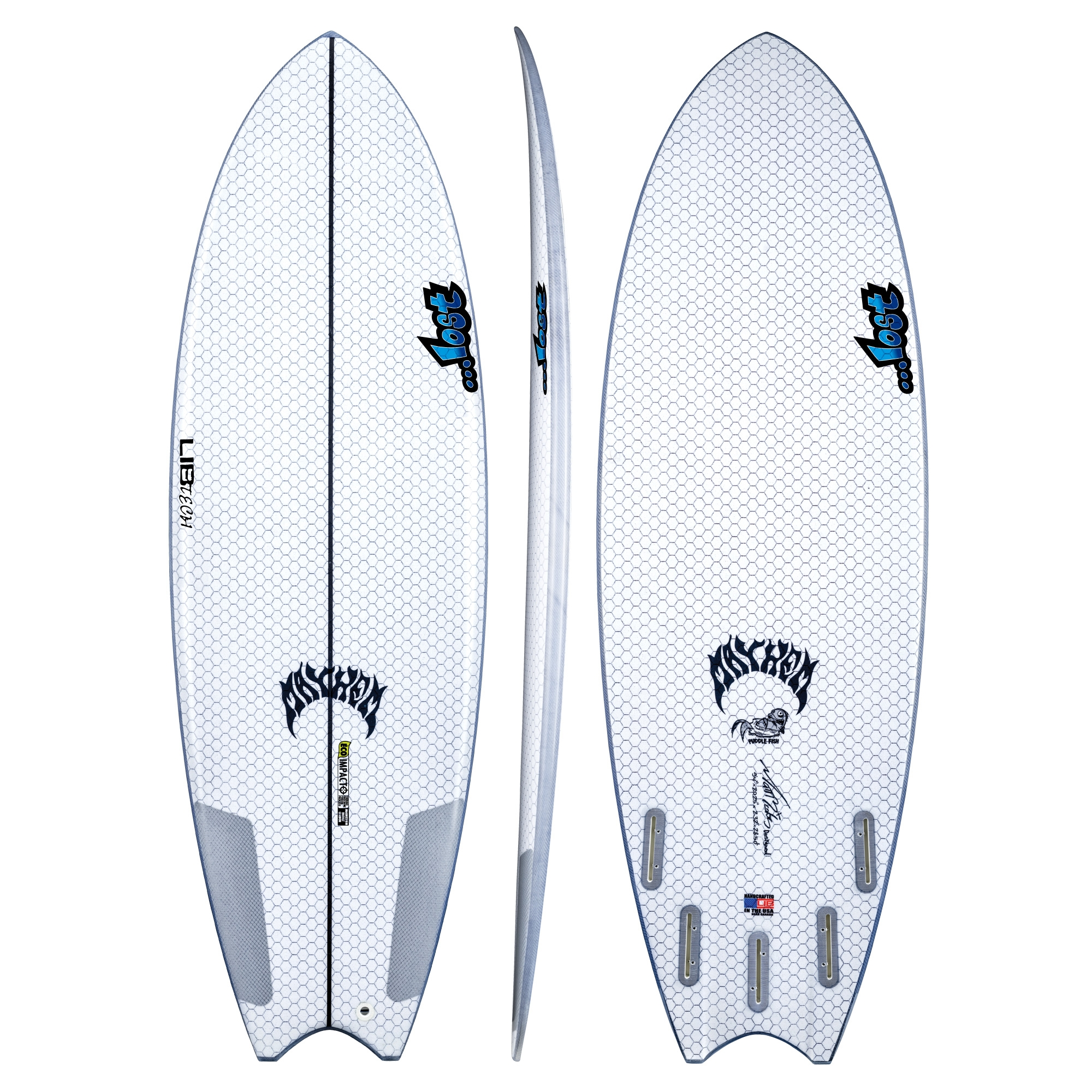 Lost Puddle Fish Surfboard  bbea89d4b709