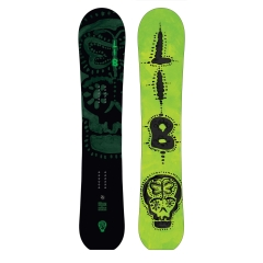 Worlds Greenest Snowboard