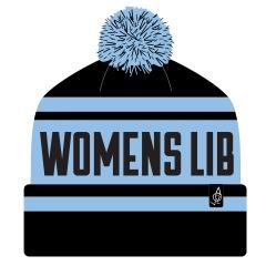 Women's Lib Pom Beanie