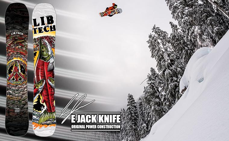 Lib Tech Snowboards E-Jack Knife