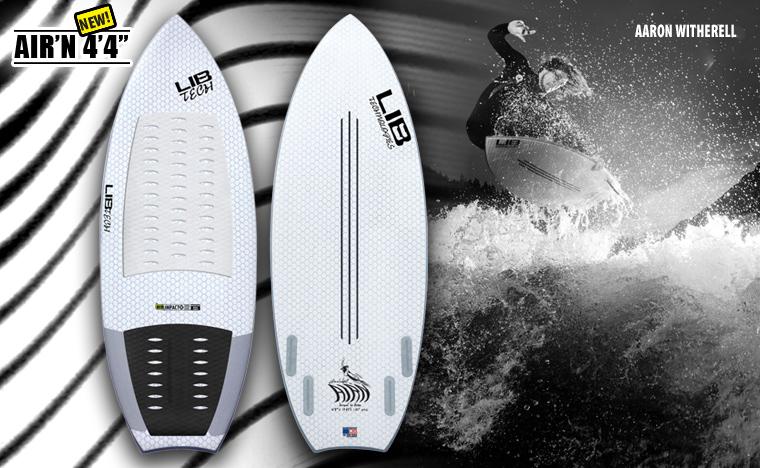 Lib Tech Wakesurf Air'n 4' 4