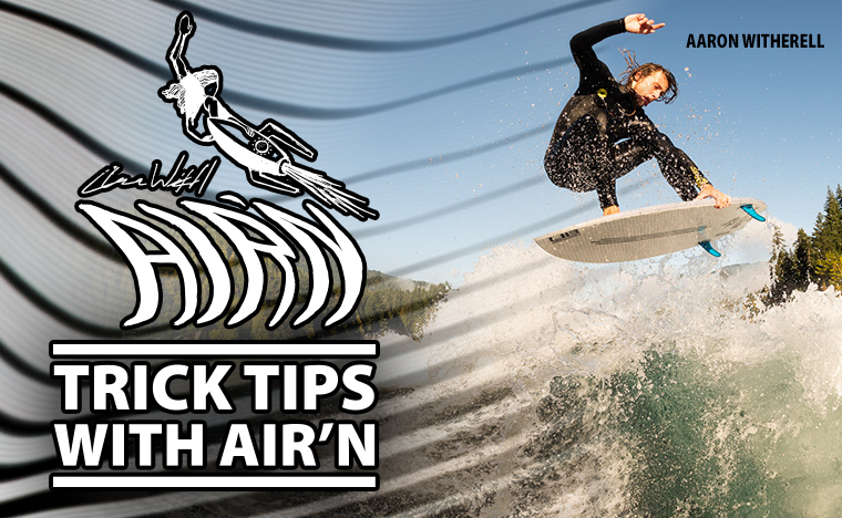 Wake Surf Board Trick Tips Videos