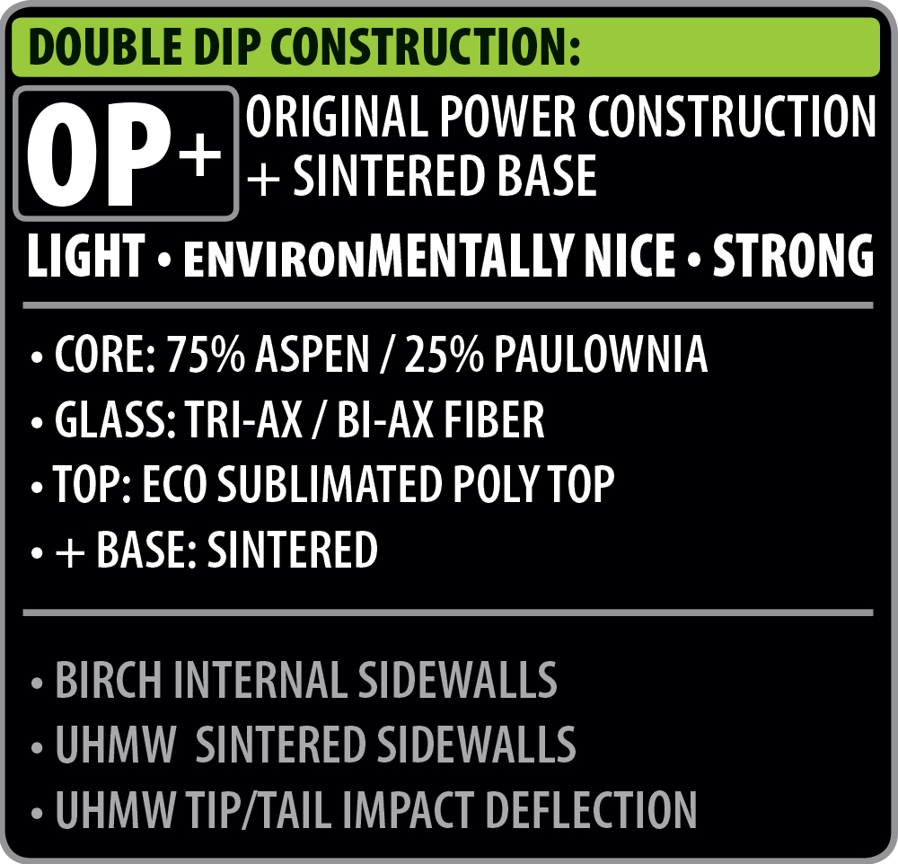 Double Dip Construction