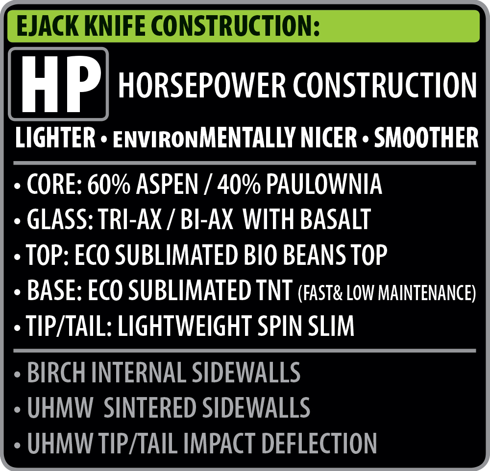 Ejack Knife Construction