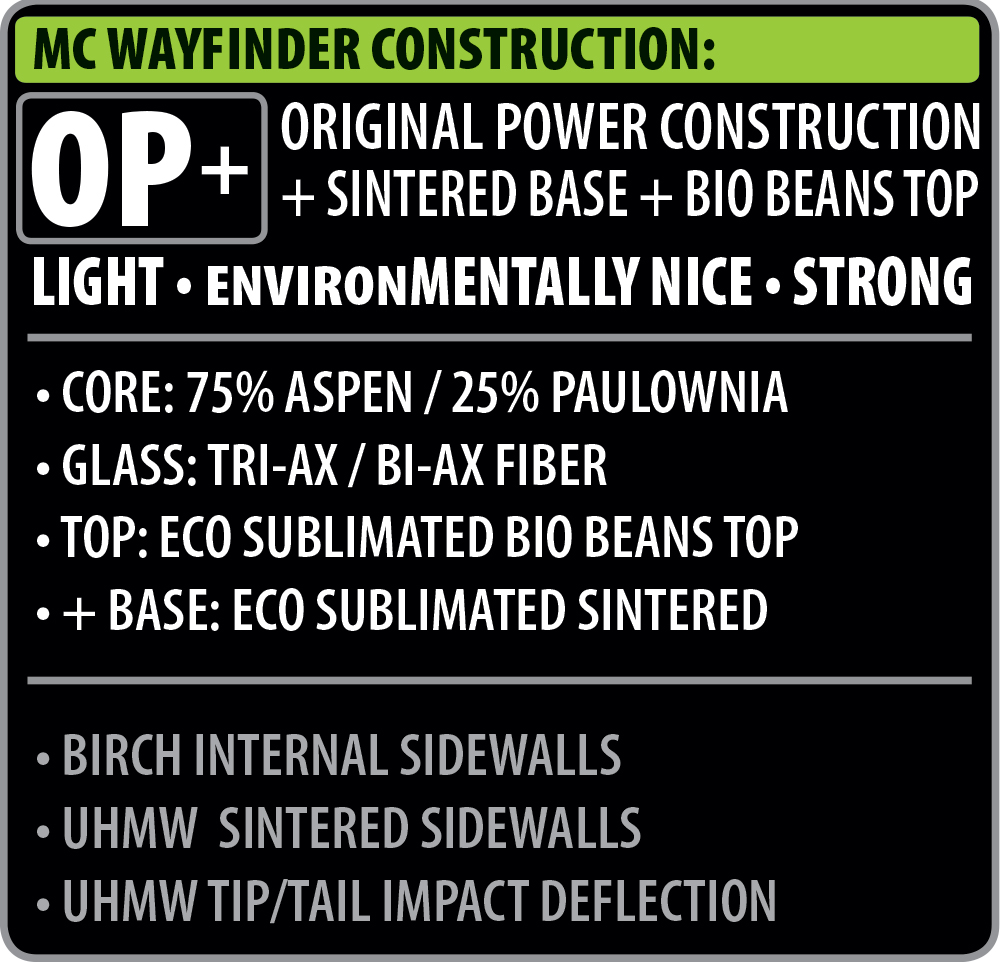 MC Wayfinder Construction