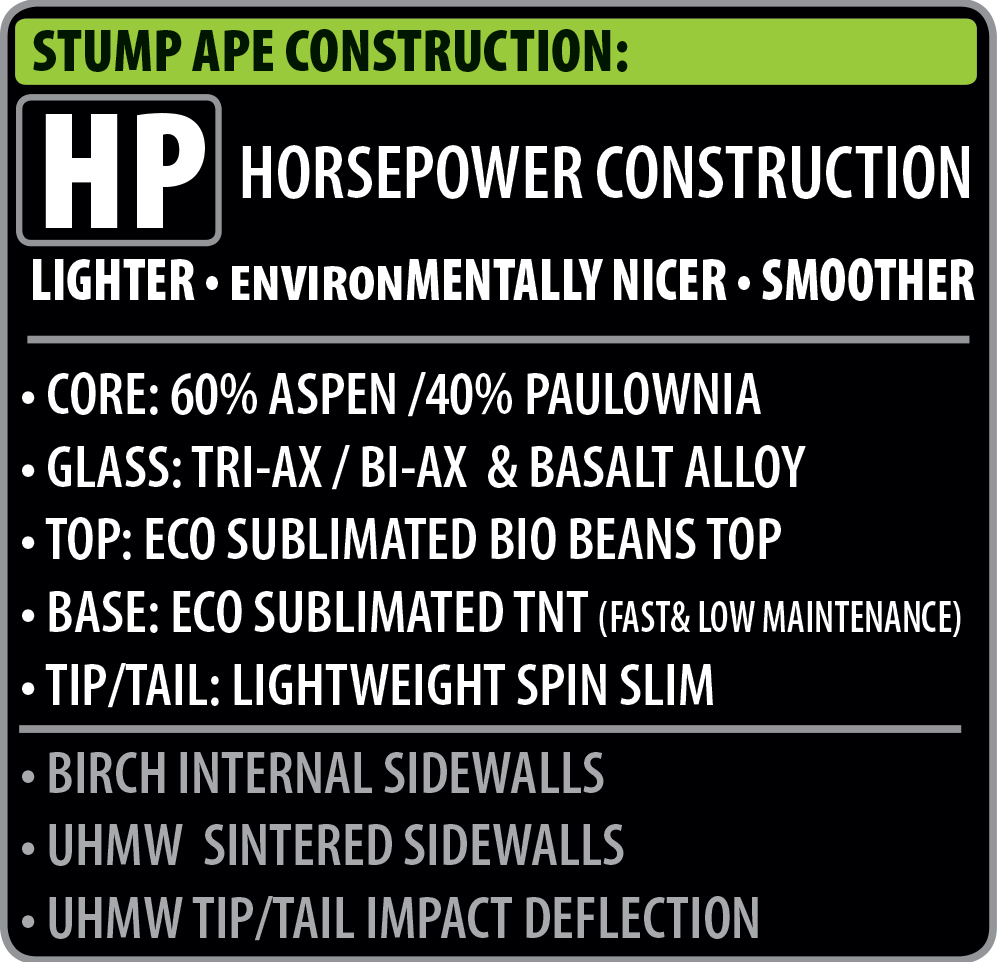 Stump Ape Construction