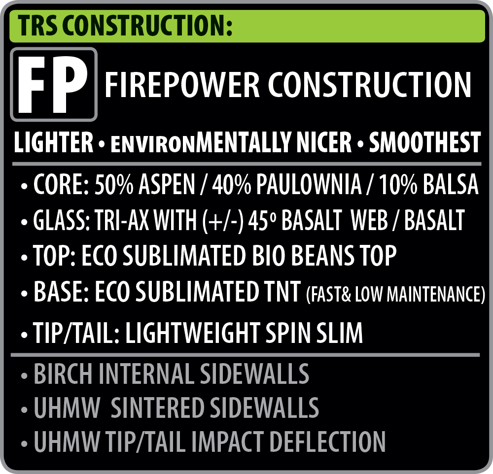 TRS Firepower Construction
