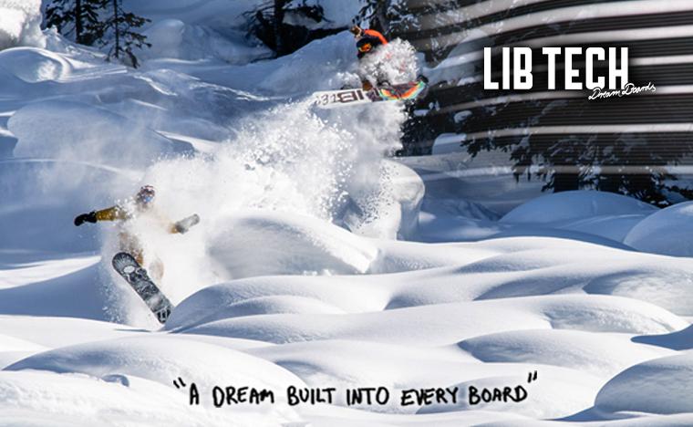 Lib Tech 2019-2020 | Snowboards, Skis, Surfboards, Wakesurf