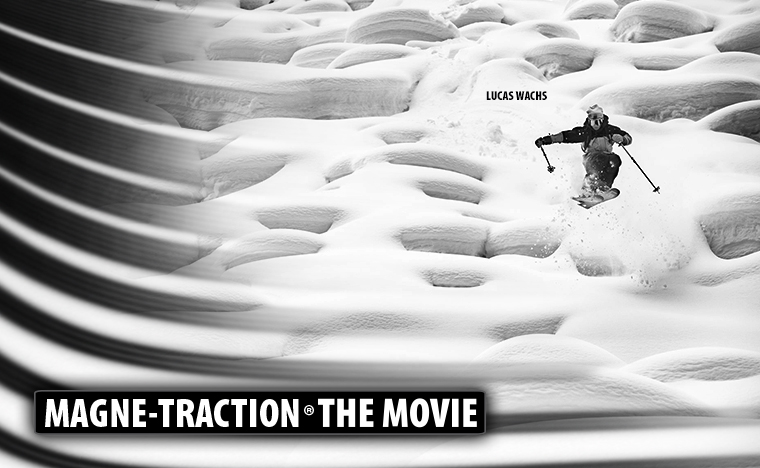 Lib Tech's Magne-Traction the Movie