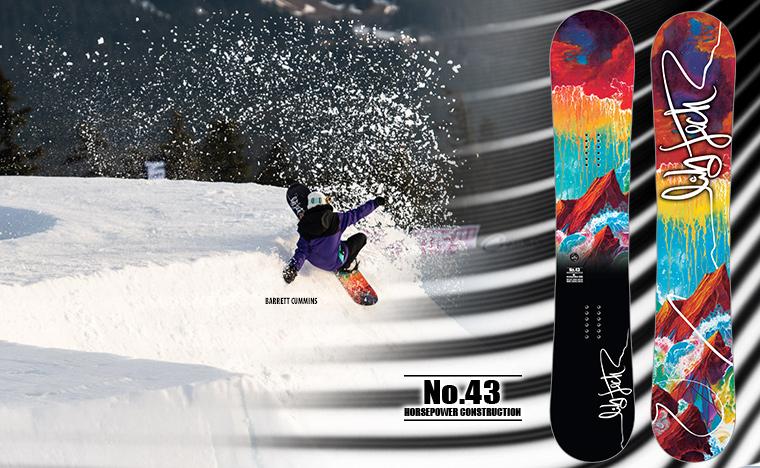 Women's Lib Tech No. 43 snowboard