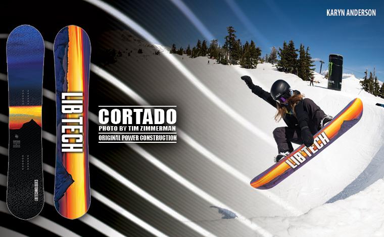 Lib Tech Cortado Women's Snowboard