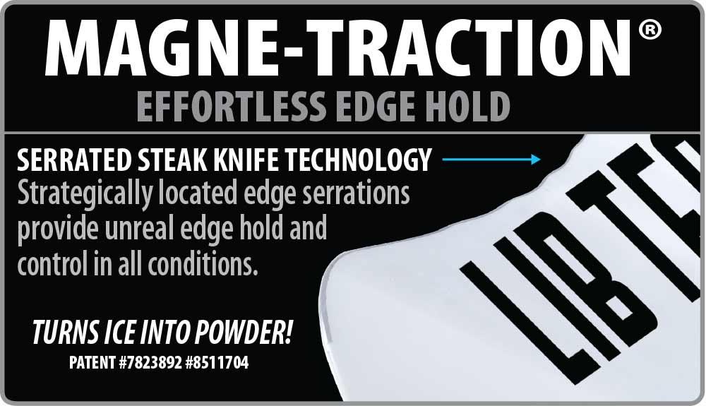 Lib Tech Magne-Traction Technology