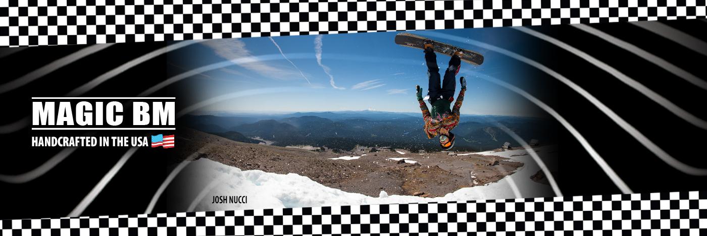 Lib Tech 2020 2021 Magic BM Snowboard