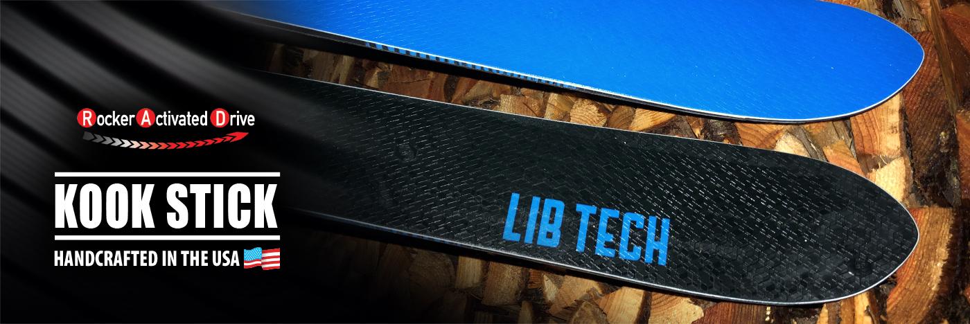 Lib Tech Kook Stick Men's Skis