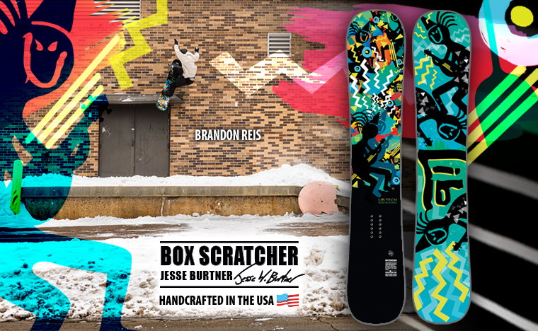 Lib Tech Box Scratcher snowboard