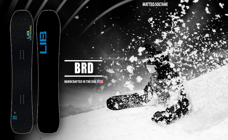 Lib Tech BRD Men's snowboard