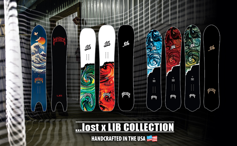 LIB X …LOST COLLECTION