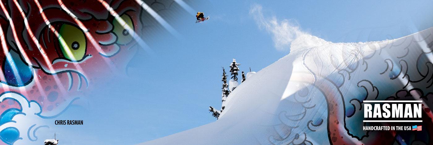Lib Tech Chris Rasman Snowboard
