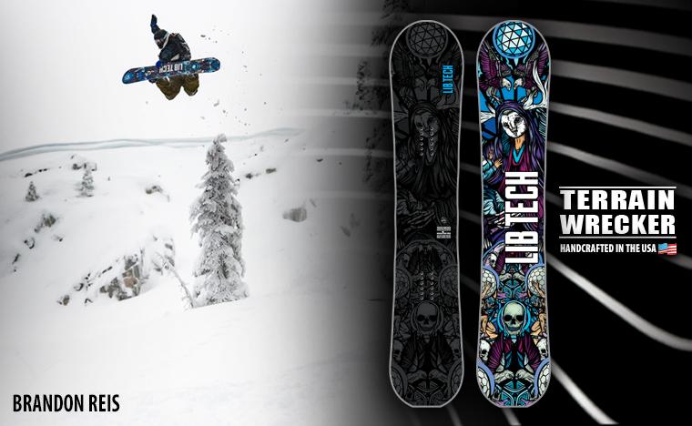 Lib Tech 2020 2021 Terrain Wrecker Snowboard