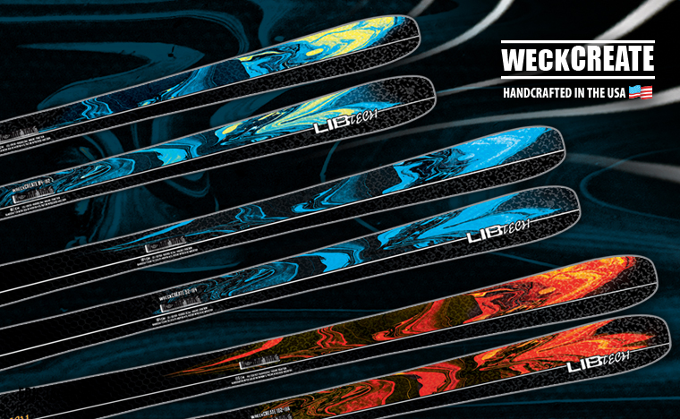 Lib Tech Wreckreate Men's Skis
