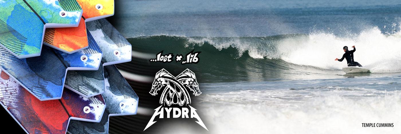 Lib Tech Hydra by Lost Surfboard