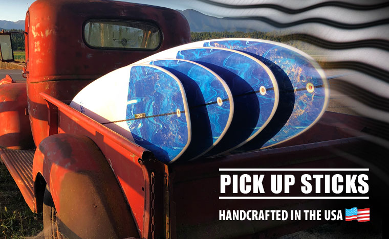 Lib Tech Pickup Sticks Surfboards