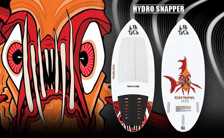 Lib Tech Hydro Snapper
