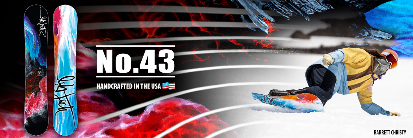 Lib Tech Women's Snowboard No. 43