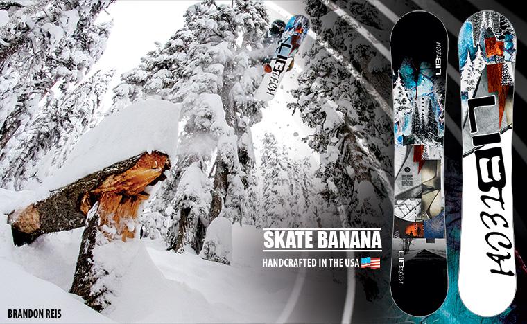Lib Tech 2021 2022 Skate Banana Snowboards