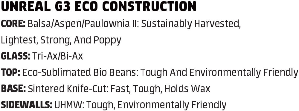 GNU G3 ECO Construction
