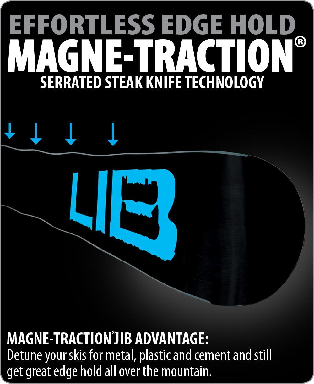 Ski Magne-Traction