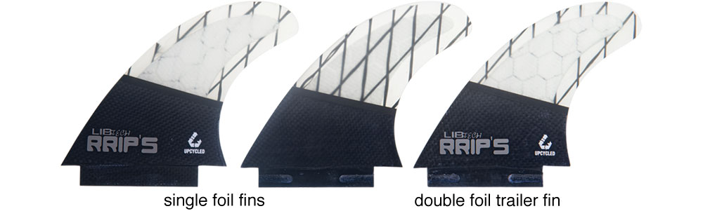 Lib Tech Fins Tri Set Medium