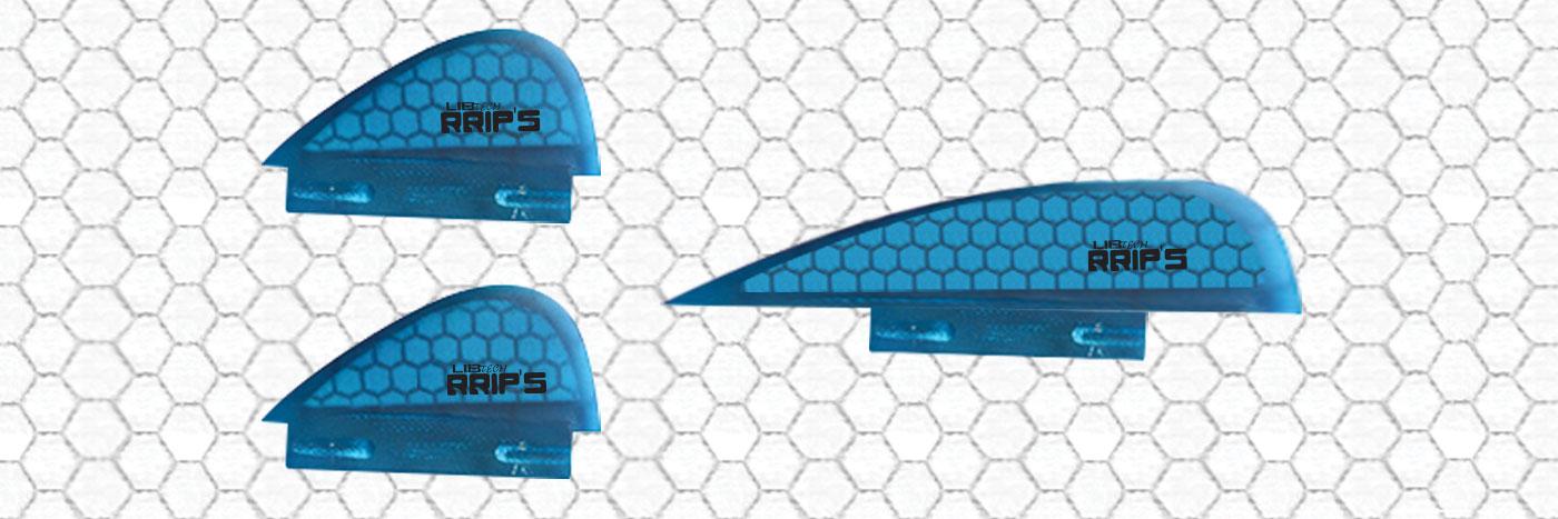 Lib Tech RRips Wakesurf Fins