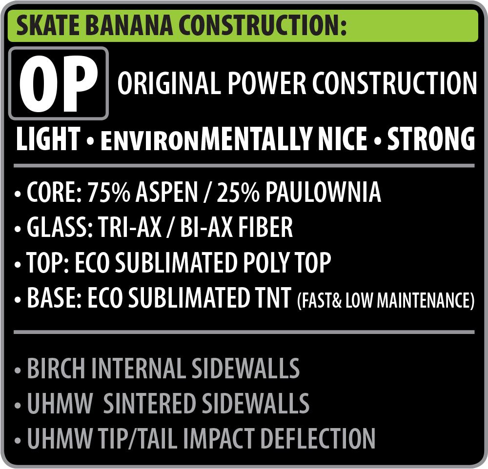 Construction Sk8 Banana