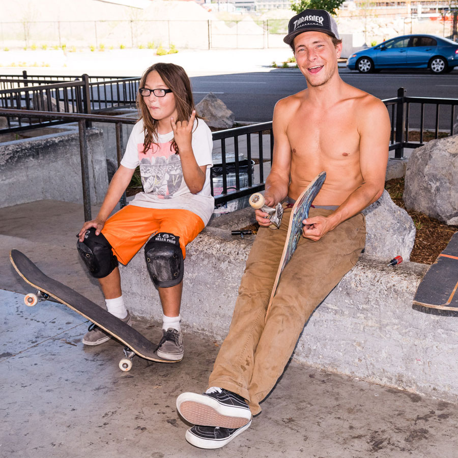 Lib Tech Skate Mikey Swearingen
