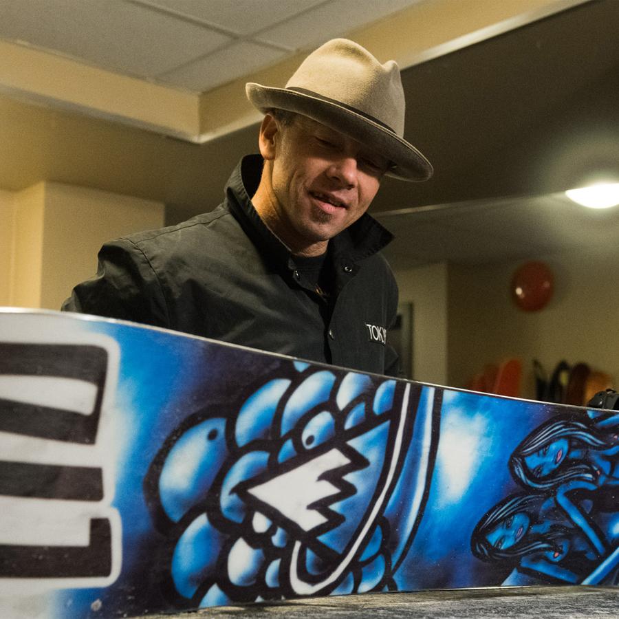 Lib Tech Snowboard Team Jamie Lynn