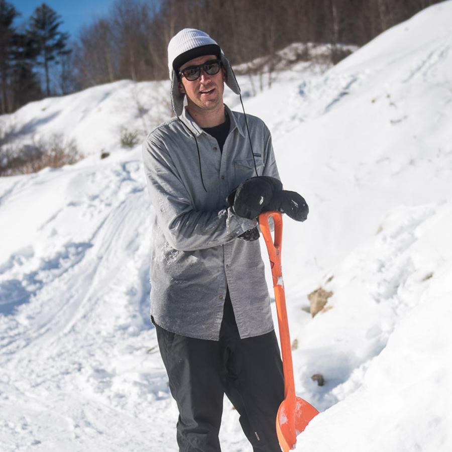 Lib Tech Snowboard Team Ted Borland