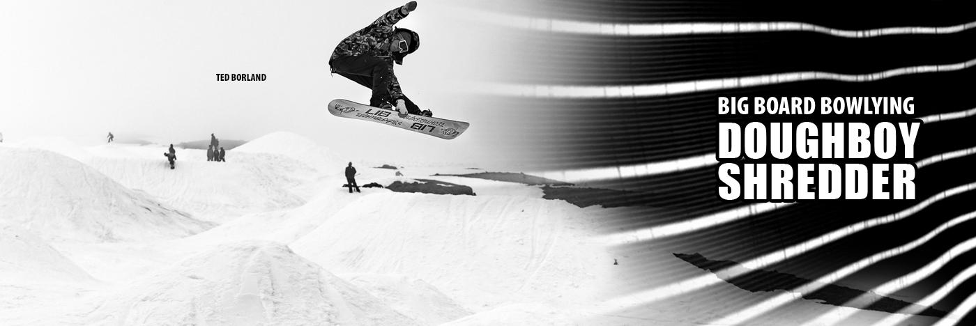 Lib Tech Doughboy Shredder snowboard