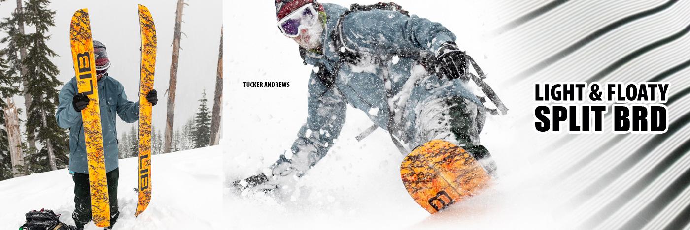 Lib Tech SPLIT BRD snowboard