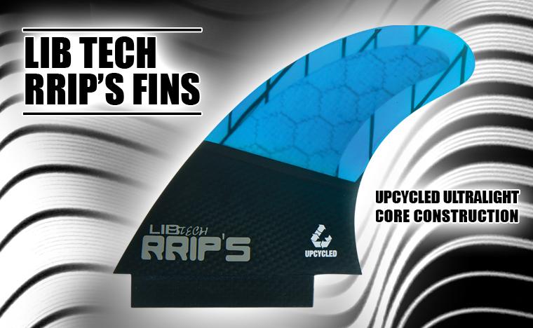 LIB TECH RRIP'S SURF FINS